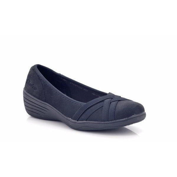Soft Wedge Skimmer Shoes
