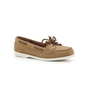 Spaudrey-sperry Ladies Tassel Boat Loafers-SPERRY-Shumaker Shoes