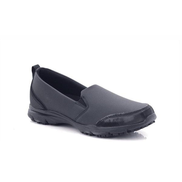 Safe-T Step Ladies Slip-on Ankle Work Shoes