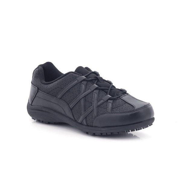 Safe-T Step Lace up Workwear Sneakers