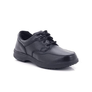 Safe-T Step Mens Lace up Rigid Shoes-SAFE-T STEP-Shumaker Shoes