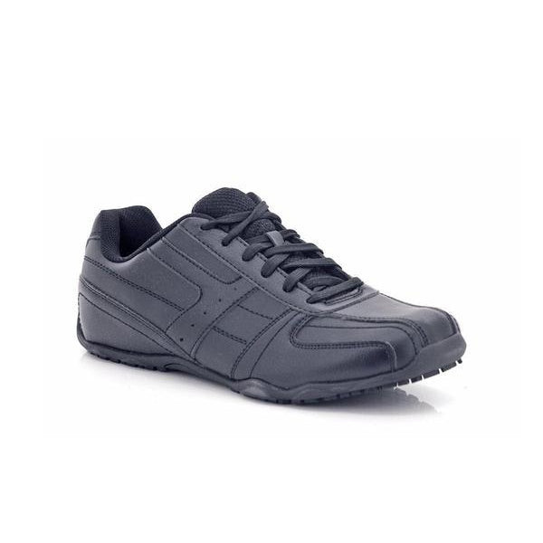Safe-T Step Men's Lace up Oil-resistant Shoes