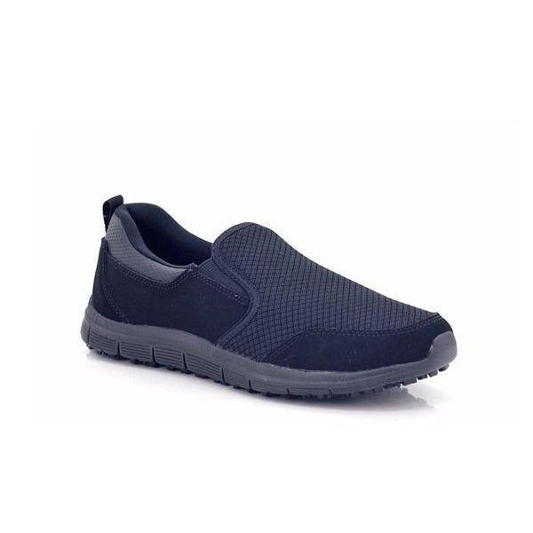 Safe-T Step Men Slip-on Oil-resistant Shoes