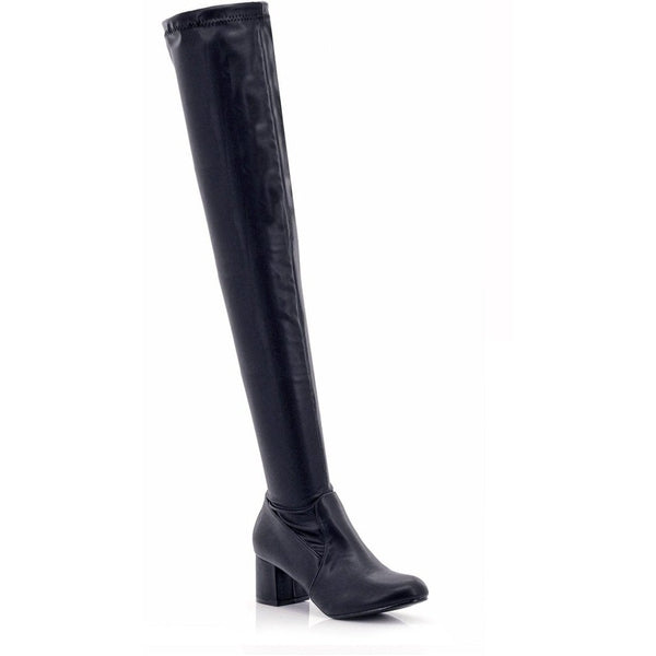 Lolla-bacchi Ladies Low Heel Tall Boots