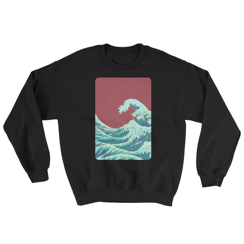 Hoodless : RED_WAVE