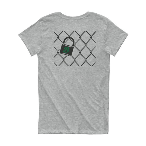 06 The Broadway- Chainlink Women's T-shirt