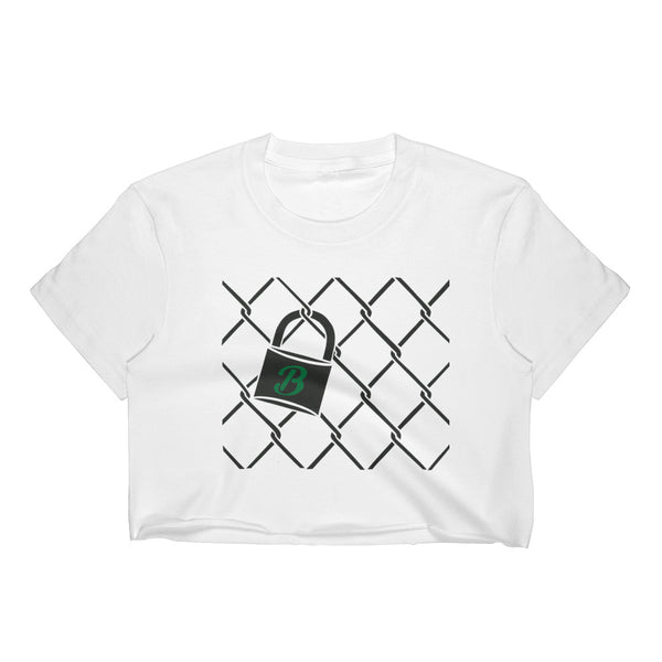13 The Broadway- Chainlink Crop Top (Front Only)