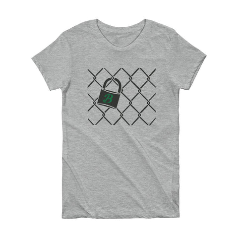 08 The Broadway- Chainlink Women's T-shirt (Front Only)
