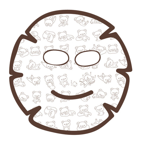 Icon of Rilakkuma Facial Mask