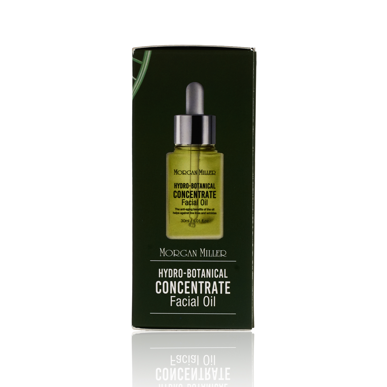Morgan Miller Hydro-Botanical Concentrate Facial Oil