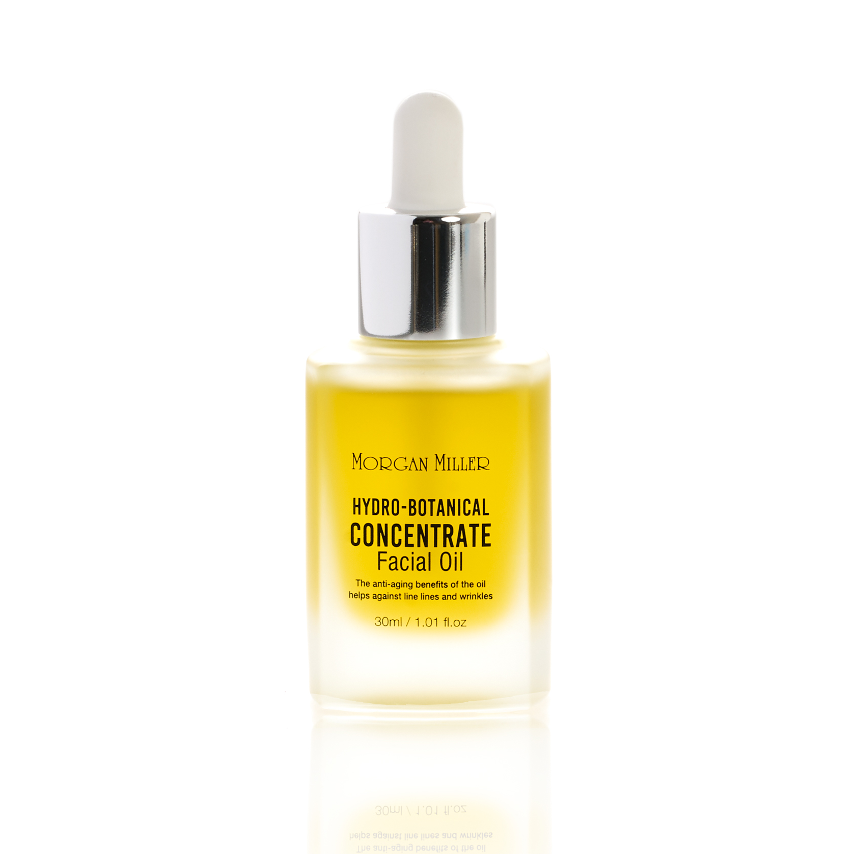 Morgan Miller Hydro-Botanical Concentrate Facail Oil