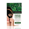 Morgan Miller Charcoal & Tea Tree Sheet Mask packaging