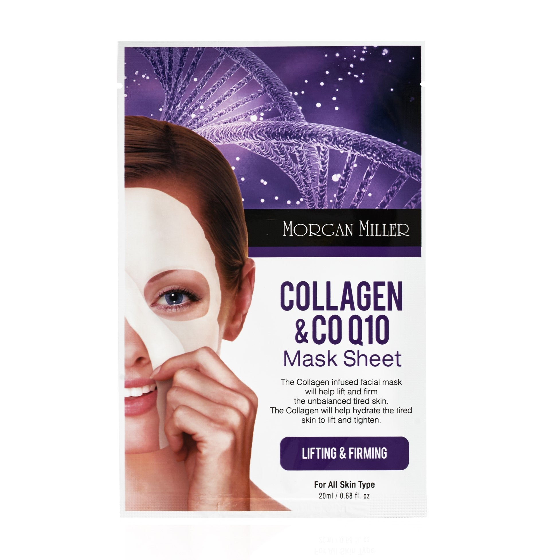 Morgan Miller Collagen Sheet mask