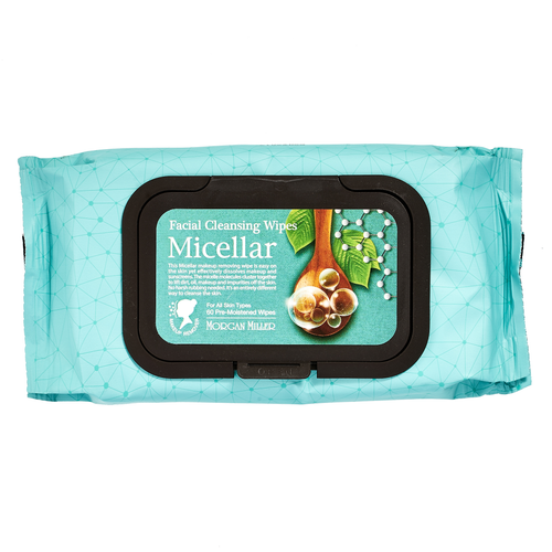 makeup remover with micellar water facial wipes