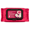 makeup remover wipes rose & Chamomile facial cleansing wipes