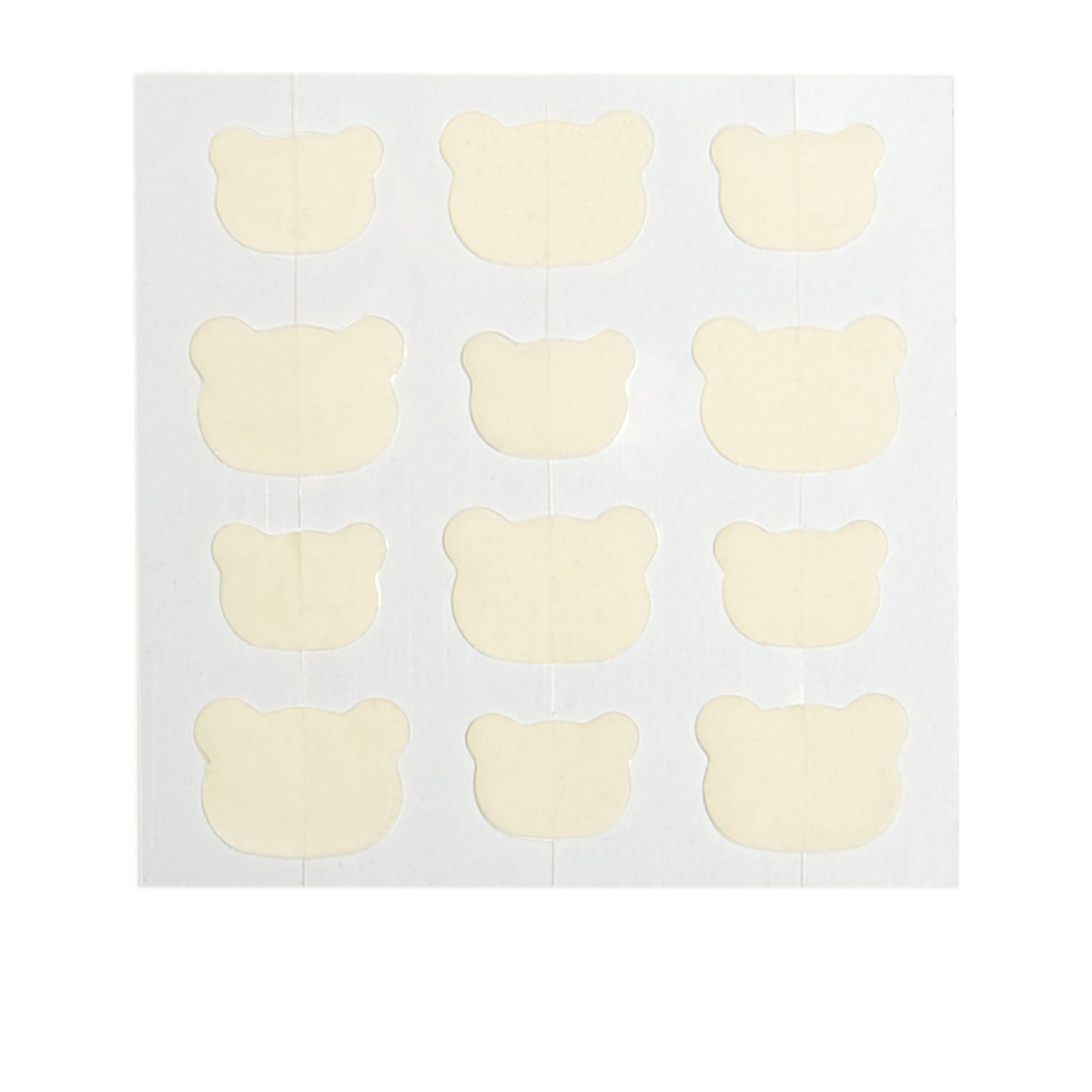 Rilakkuma Blemish Protection Patch with Hydrocolloid