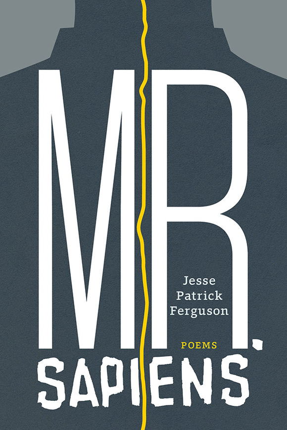 Book Cover: Mr. Sapiens, Jesse Patrick Ferguson