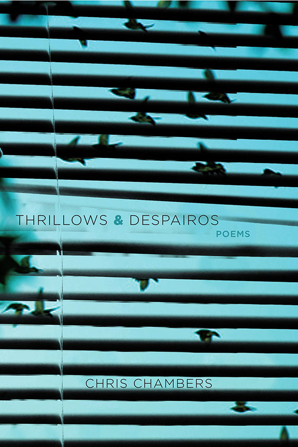 Book Cover: Thrillows & Despairos, Chris Chambers