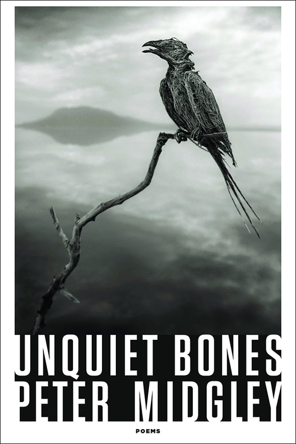 Book Cover: Unquiet Bones, Peter Midgley