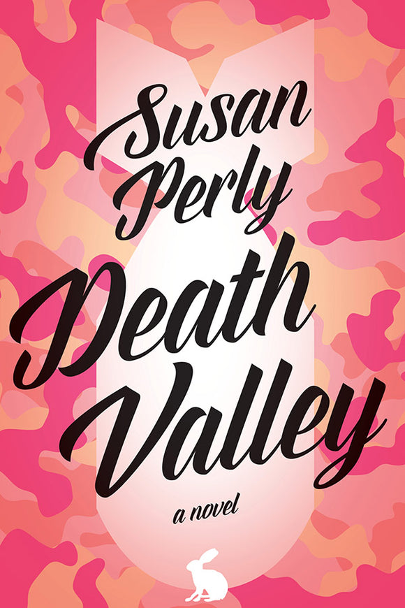 Book Cover: Death Valley, Susan Perly