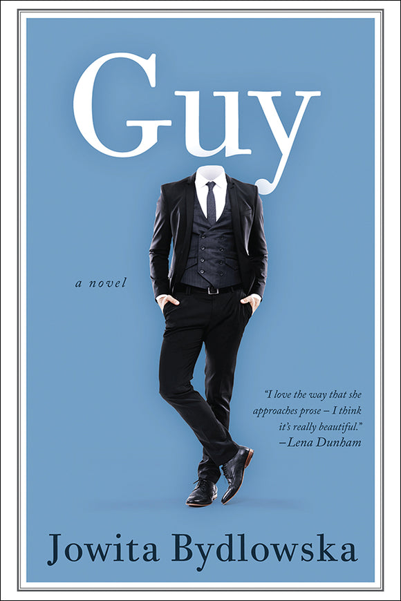Book Cover: Guy, Jowita Bydlowska