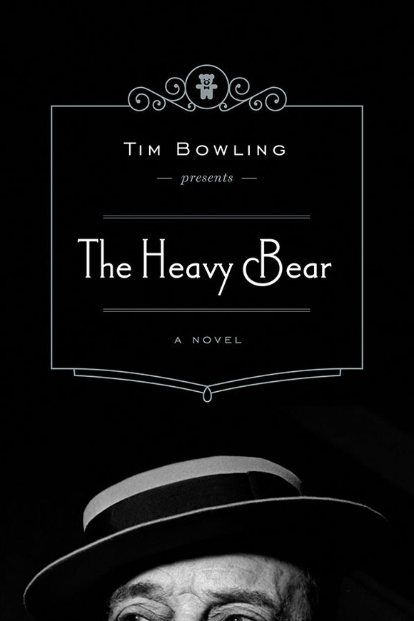 Book Cover: The Heavy Bear, Tim Bowling