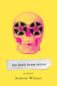 Book Cover: The Death Scene Artist, Andrew Wilmot