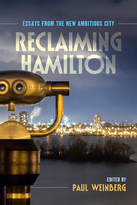 Book cover: Reclaiming Hamilton, edited by Paul Weinberg