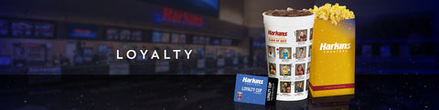 Harkins Loyalty Cups
