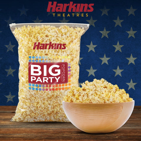 Harkins Big Bag of Popcorn Voucher