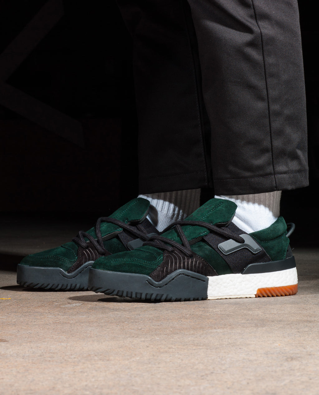 Adidas Originals by AW BBALL LOW – STASHED