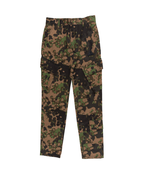 CAMOU SKINNY CARGO PANT
