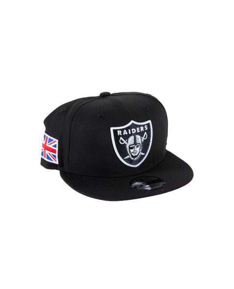 Raiders London New Era Snapback