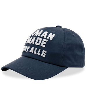 6 Panel Twill Cap #2 Navy