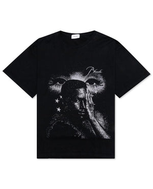 Rhude Beauty Tee Black