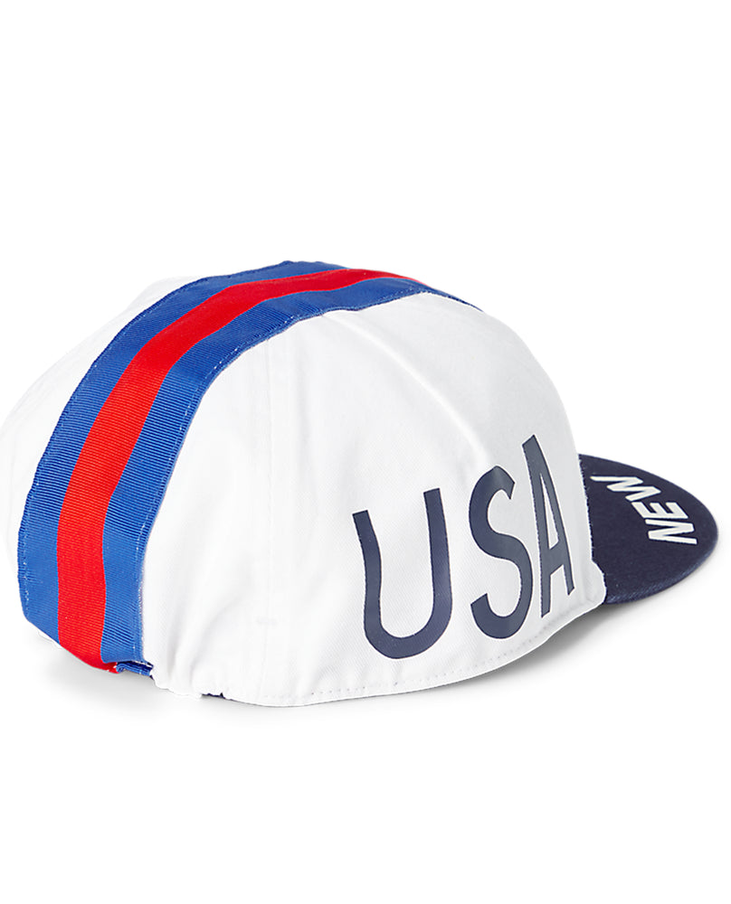 Ralph Lauren Polo Sport Cycle Cap