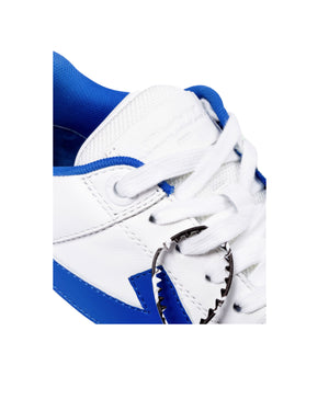Off-White Out Of Office Calf Leather White-Blue