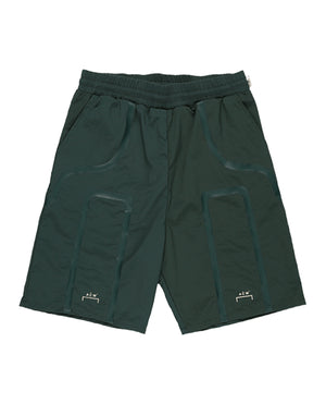 WOVEN BRACKET TAPED TRACK SHORTS
