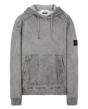 Stone Island 62090 Hooded Sweatshirt