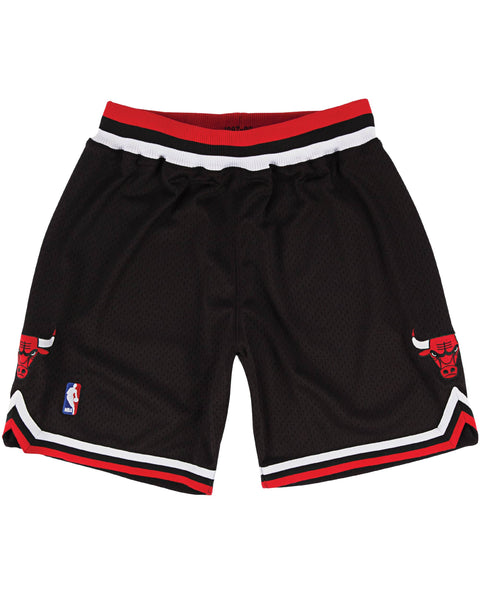 CHICAGO BULLS SHORTS BLACK