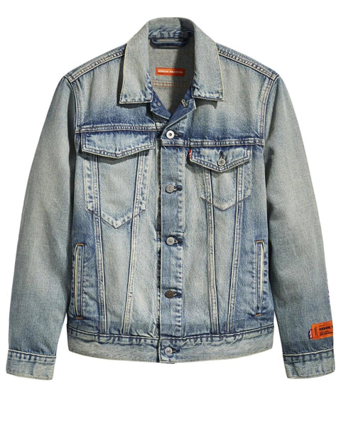 HP LEVI'S TRUCKER JACKET VINTAGE WASH