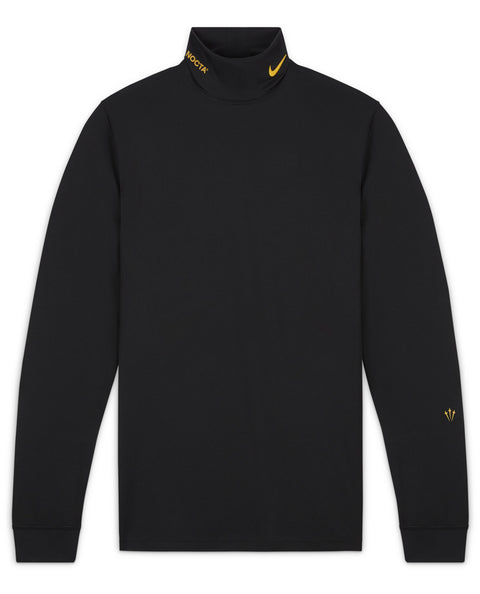 M NRG AU MOCK NECK ESS BLACK