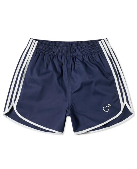 RUN SHORTS HUMAN MADE NAVY