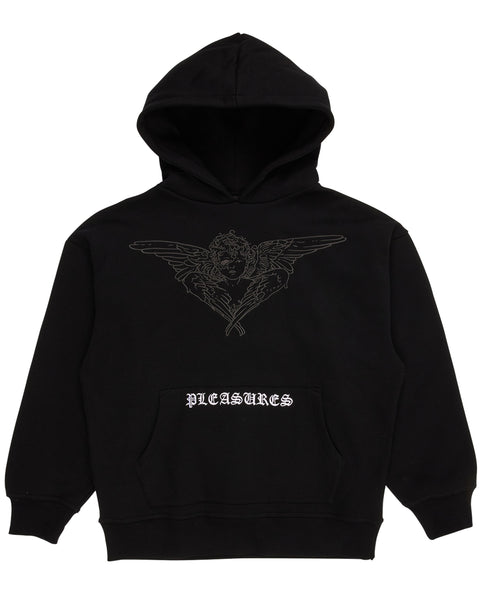 Angel Hoody Black