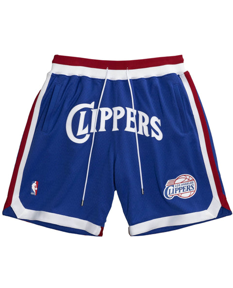 JUST DON CLASSICS SHORT CLIPPERS 84