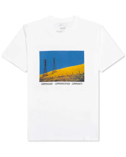 JULIAN KLINCEWICZ (COMMUNICATION) SS TEE