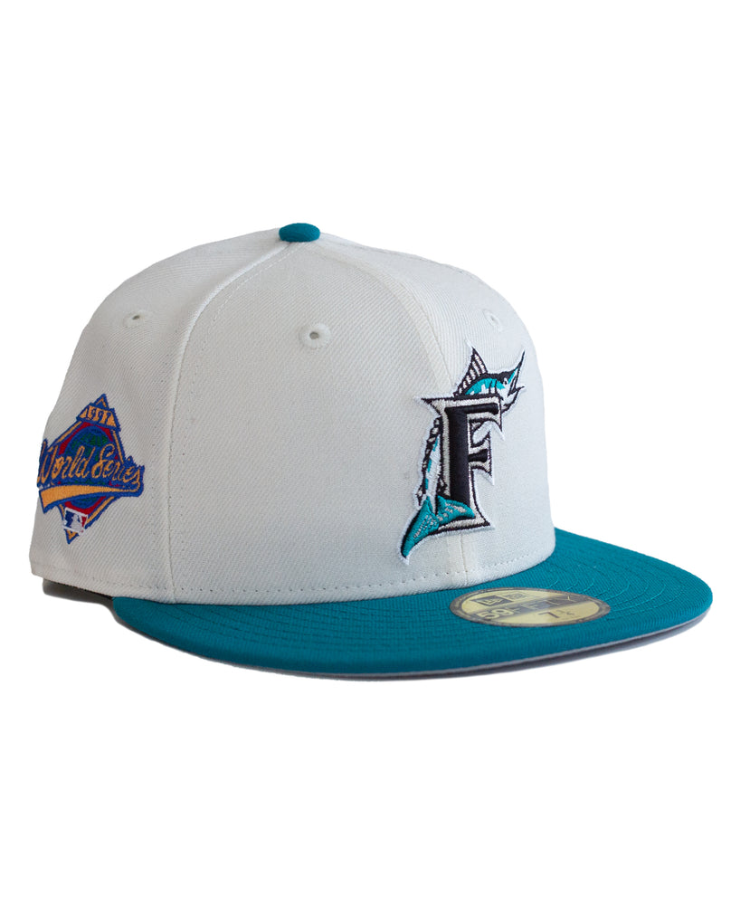 5950 Florida Marlins '97 World Series Chrome