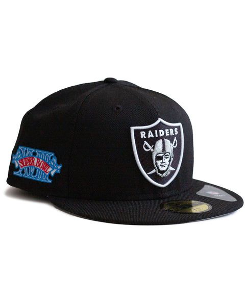 5950 RAIDERS SB XVIII BLACK