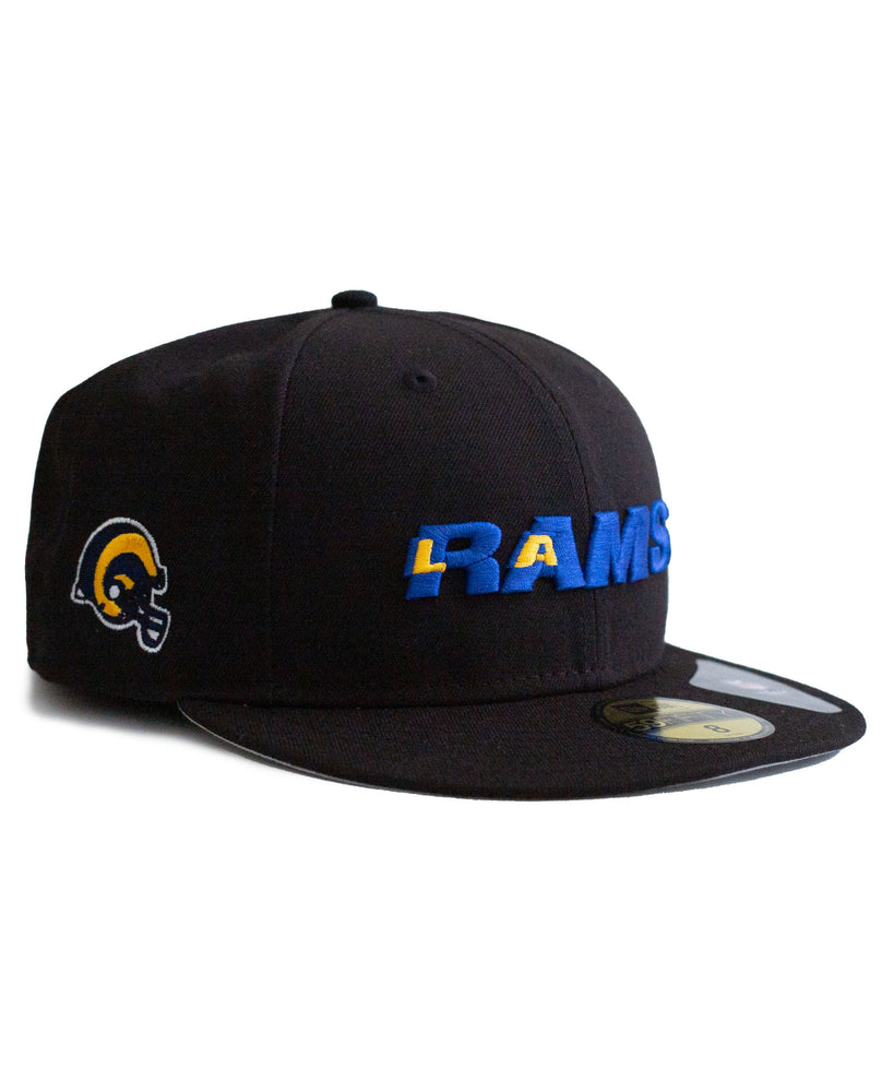 5950 LA Rams Describe Black