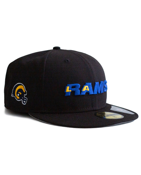 5950 LOS ANGELES RAMS BLACK